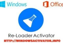 Reloader 3.3 Activator latest 2019| Office and Windows Activator