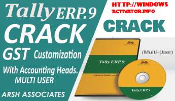 Tally ERP 9 Crack patch And Activator - Free Download Latest Full Version