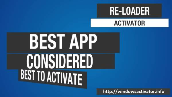 Reloader Activator 3.3 Download latest 2019   Office and Windows Activator