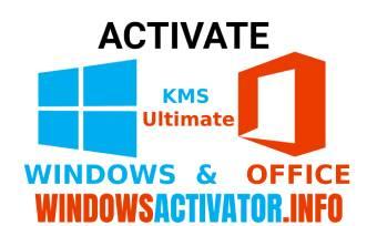 KMS Activator Ultimate 2022 V5.6 for Windows + Office [Crack]