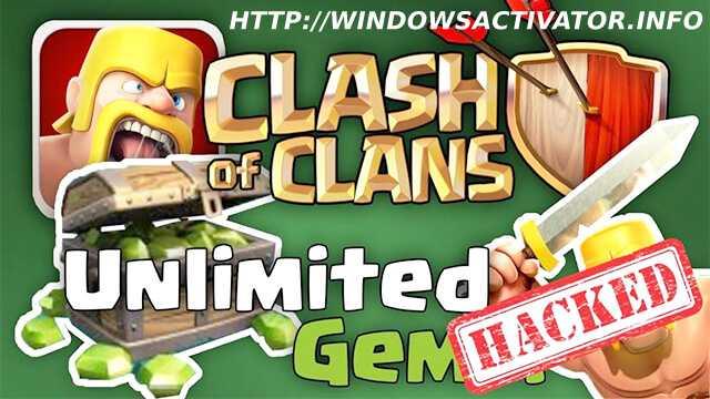 Clash of Clans Hack Version Download APK – COC Hack Gems {2019}