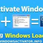 Windows 7 Loader Activator + Crack 2021 Download [32/64 Bit]