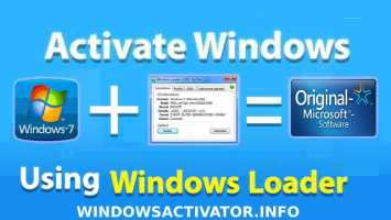 Windows Loader - Windows 7 Loader Activator Free Download Latest 2020