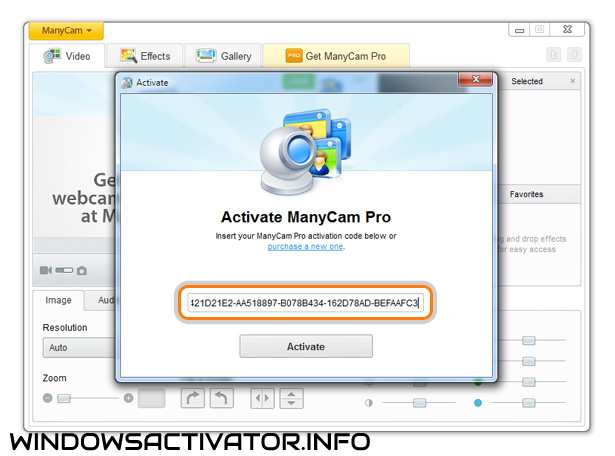 ManyCam 7.4.0.22 Crack - ManyCam Free Download For Mac - Windows 2020