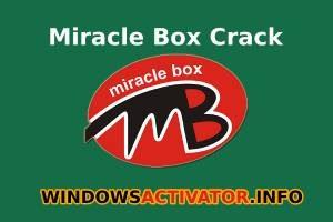 Miracle Box Crack - Download Miricle New Setup (Latest 2019)