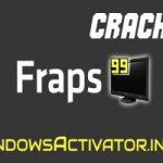 Fraps 3.6.0 Crack Full Version + Serial Keygen 2021 Latest [Torrent]