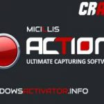Mirillis Action 4.16.1 Crack Latest Keygen + Serial Key 2021 Free