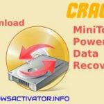 MiniTool Power Data Recovery 9.2 Crack Keygen + Key 2021 {Torrent}