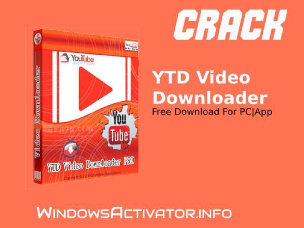 YTD Video Downloader 5.9.13 Crack - Free Download For PC | App 2019