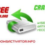 Wise Data Recovery 5.1.8.336 Crack Full Version 2021 + Keygen Free