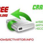 Wise Data Recovery 5.19.337 Crack Full Serial Key + Keygen [2021] Free