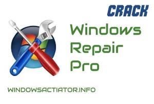 Windows Repair Pro 4.6.1 Crack + Activation Keys Free Download {2019}