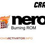 Nero Burning ROM 23.0.1.19 Crack 2021 Full Version with Key [Latest]