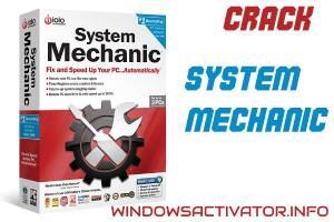System Mechanic 20.0 Crack - Free Download Latest Version {2020}