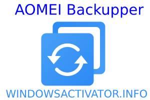 AOMEI Backupper Free Download Latest 2020