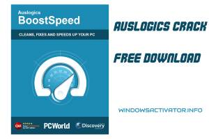 Auslogics Crack - Free Download Auslogics Disk Defrag Portable {2020}