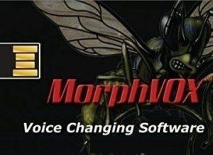 MorphVOX Pro 5.0.20.17938 Crack & Serial Key [Latest] Free Download