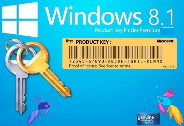 Windows 8.1 Product Key Generator + Crack [32/64 Bit] 2021 Free