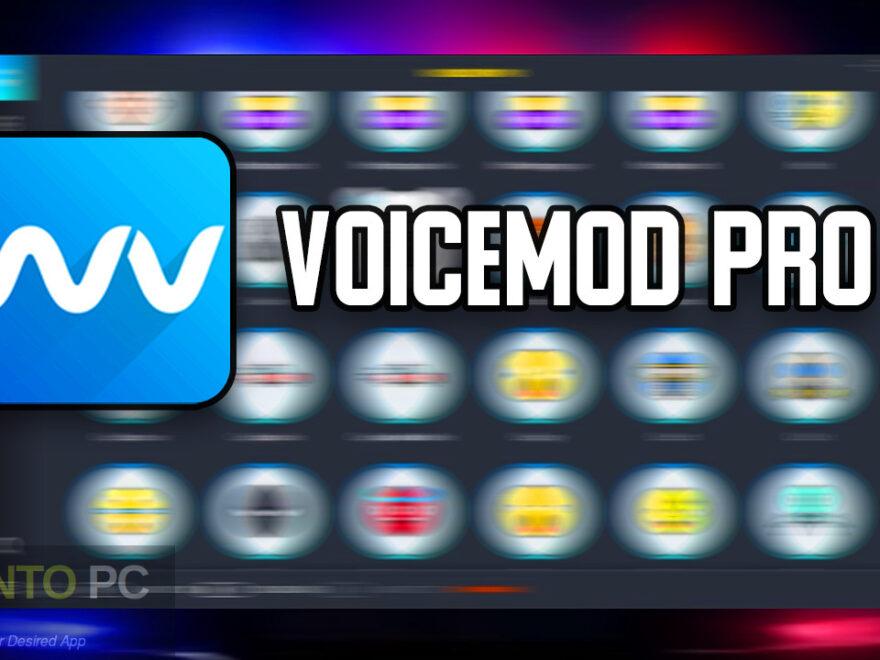Voicemod Pro Crack 1.2.6.8 + License Key 2021 [Latest] Free Download