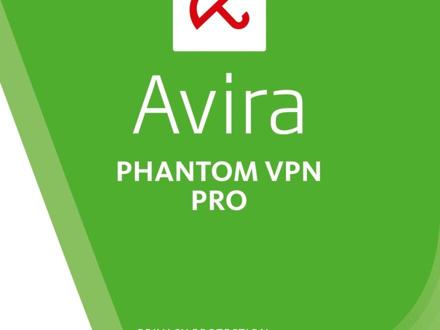 Avira Phantom VPN Pro 2.37.3.21018 Crack + Keygen [Latest] 2021