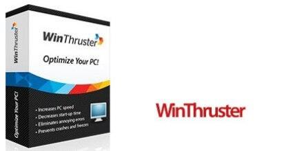 WinThruster 1.90 Crack + License Key [2021] Full Download