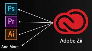 Adobe Zii 6.1.6 CC 2022 Crack + Universal Patcher [Latest]