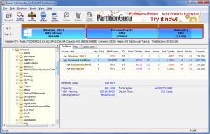 Eassos PartitionGuru Pro 5.4.2 Crack + Serial Key Full [2022]