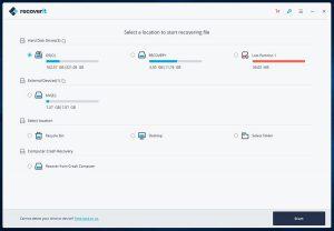 Wondershare Recoverit 10.0.2.7 Crack + Serial Key Full [2022]