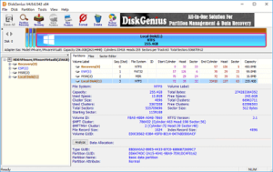 DiskGenius Professional 5.4.2 Crack + License Key Free Download [2022]